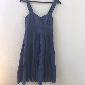 Anthropologie Dresses - Anthropologie Maeve Things and Joy Cotton Sundress